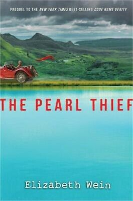 The Pearl Thief (Hardback or Cased Book)