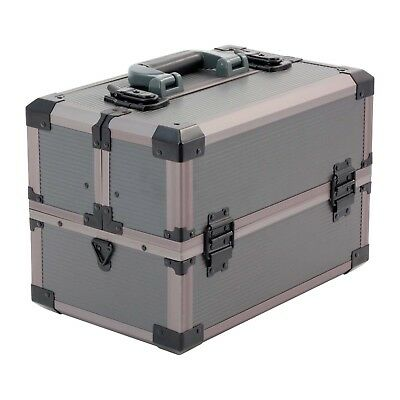 Large Portable Rugged Tackle Box Corrugated Case With Cantilever Trays
