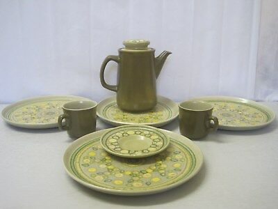 Small collection of Franciscan \u0027Reflections\u0027 Dinnerware - 8 Pieces ... & VINTAGE UNUSED Reflections By Franciscan England Interface Small ...