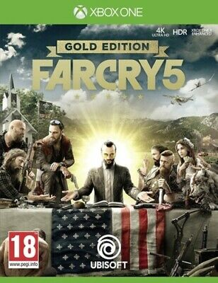 Far Cry 5: Gold Edition (Xbox One) VideoGames