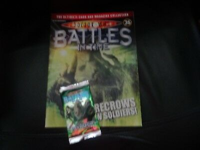 Doctor Who Battles In Time Magazine #36