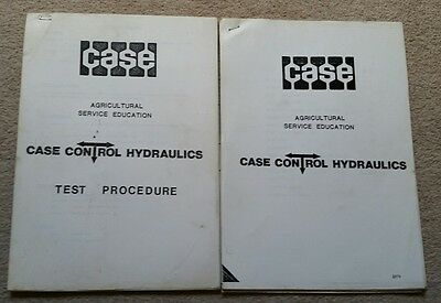 Case 2090 - 2590 Tractor Case Control Hydraulics Training Manual