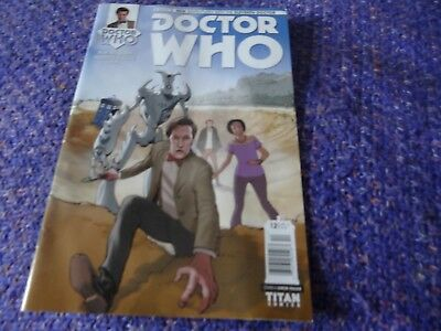 Titan Comics Doctor Who The Eleventh Doctor #12 June 2015