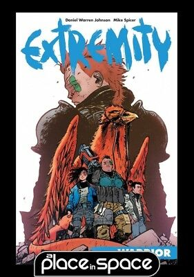Extremity Vol 02 Warrior - Softcover