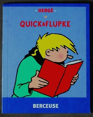 "Quick & Flupke - Mini Album ""Berceuse""  RARE!"