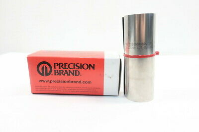 Precision Brand 22175 Stainless Steel Shim 6 X 50in 0.003in