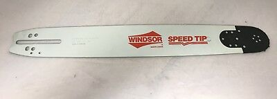 "18"" WINDSOR PRO Guide Bar 3/8-058-68DL rep. 188RNDD009 Jonsered 2172 Efco MT7200"