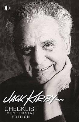 Jack Kirby Checklist Centennial  Limited Edition Hardcover