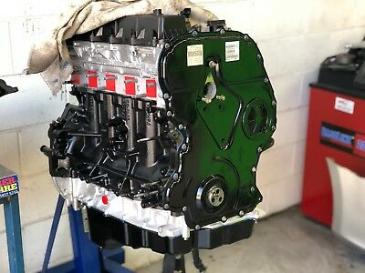 Ford Ranger Mazda Bt50 Engine 3.2 Diesel P5At Reconditioned With Injectors