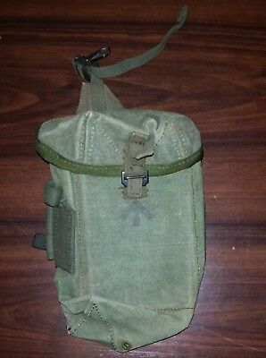 Ammo Pouch Large - Vietnam Australian Army 1966 Pattern - Issue Grade 1 Used