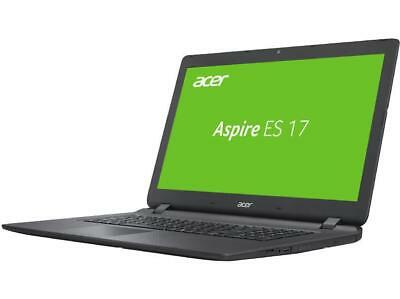 ACER Aspire ES 17 Notebook 17.3 Zoll 1 TB HDD Laptop 4 GB RAM Schwarz B-Ware