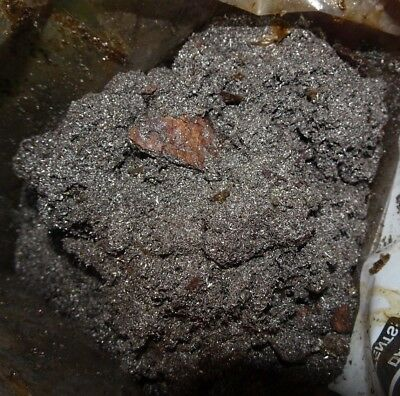 1 Kg. Meteorite Saw Dust; Muonionalusta, Campo And Gibeon Dust; The Lowest Price