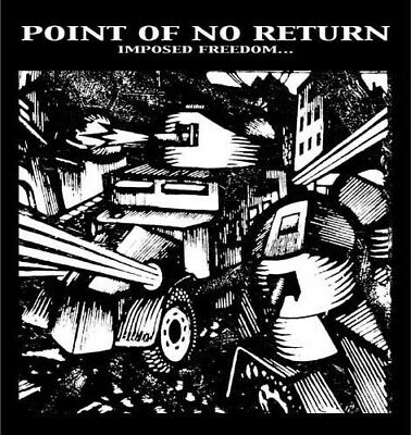 Point Of No Return - Imposed Freedom... LP EARTH CRISIS PATH OF RESISTANCE