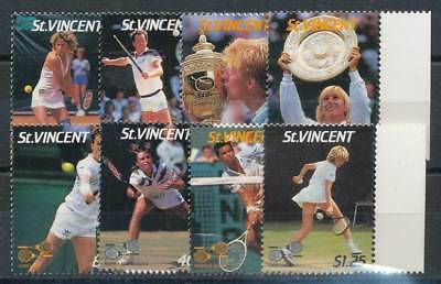 236823) St. Vincent Nr.1020-1027** Tennis