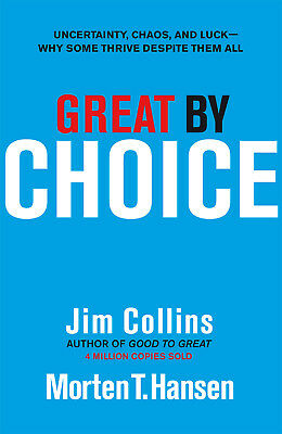 Great by Choice, Jim Collins