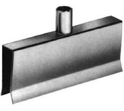 """Store Display Fixtures 6 NEW SPRING CLAMPS FOR ½"""" x 1½"""" RECT TUBING W/ 3/8"""" FIT"""