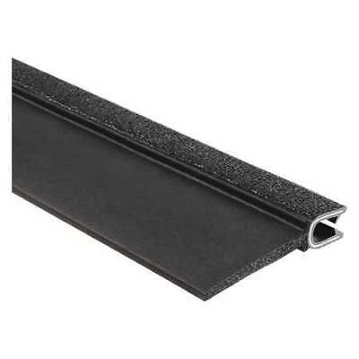 TRIM LOK INC 6B350B2X1/4C-25 Flap Seal,Top Flap,25 ft. L,2.43 in. H