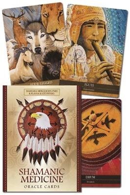 Shamanic Medicine Oracle Cards (Cards)