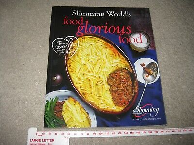 Slimming world food glorious food recipe book 599 picclick uk slimming world food glorious food recipe book forumfinder Choice Image