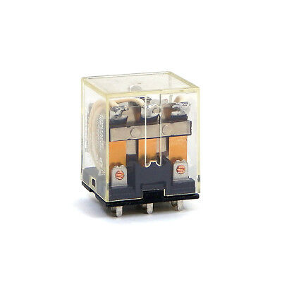 Omron LY3-0 12VDC Relay 11-Pin Contact 10A 240VAC 10A 28VDC Coil 12VDC