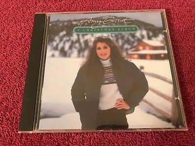 a christmas album by amy grant cd aug 1993 rca michael