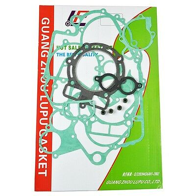 Cylinder Engine/Top End/Clutch Cover Gasket Kit For KTM 450/520/525 MXC/SX/EXC
