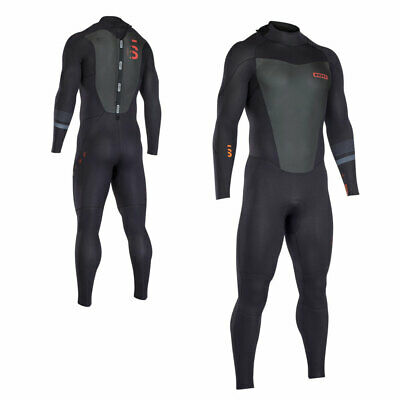 ION Strike Element 4.5/3.5mm 2018 Herren Neoprenanzug Black 26 LS & 58/XXXL