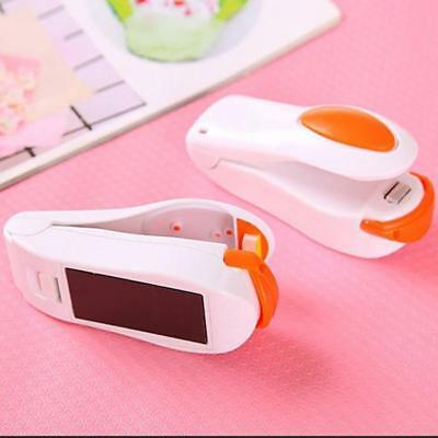 Mini Portable Sealing Heat Handheld Plastic Bag Impluse Sealer Kitchen Tool CN