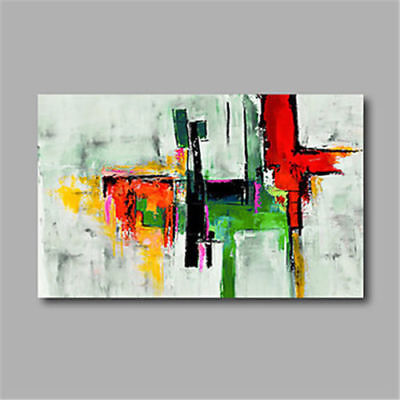 CHOP714 hand painted abstract modern charm home art oil painting art on canvas