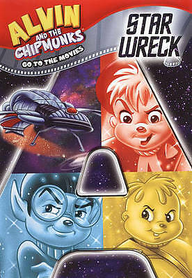 Alvin and the Chipmunks Go to the Movies DVD