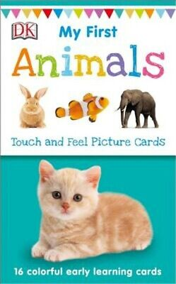 My First Touch and Feel Picture Cards: Animals (Cards)