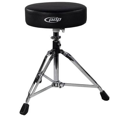 Pacific PDDT80004 PDP 800 Series Drum Throne with Round Seat