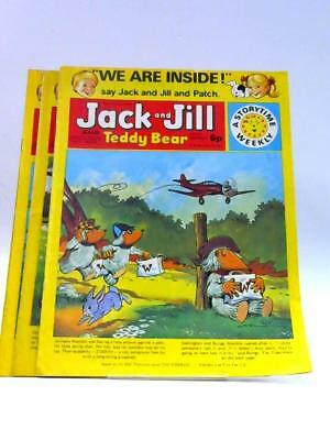 Jack and Jill Comic 9 x Issues (Various Dat Anon 1975 Book 66432