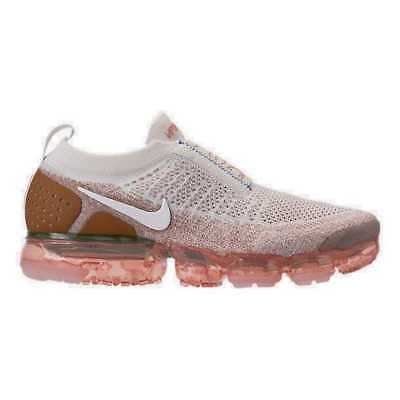 0960dbfda23f5 Nike Air VaporMax Flyknit MOC 2 Sail Anthracite Sand Wheat Green AH7006 100