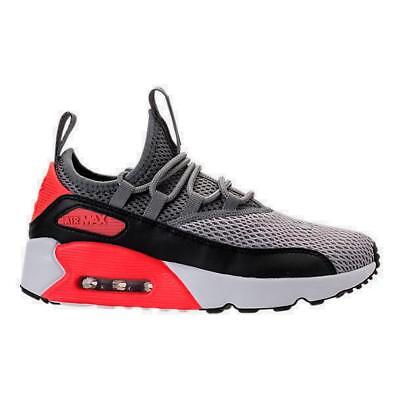 on sale 847f2 97c18 GS Nike Air Max 90 Ultra 2.0 Ease Wolf Grey Cool Grey Black
