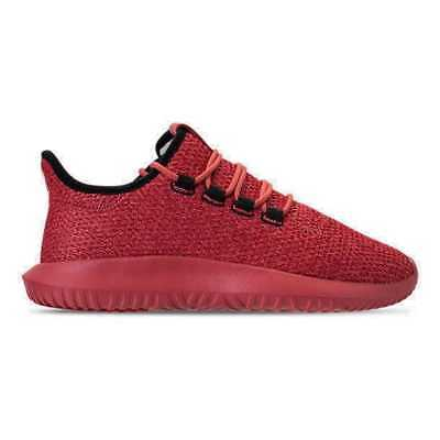 Men's adidas Tubular Shadow Casual Shoes Red/Black B96400 RED