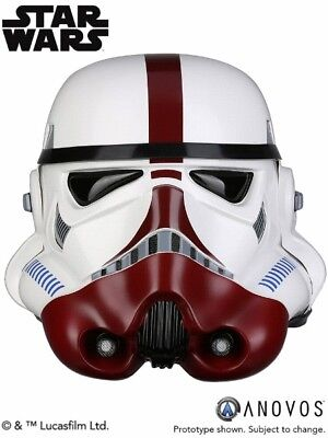 Anovos Star Wars Incinerator Stormtrooper Helmet Accessory New