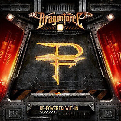 Dragonforce : Re-Powered Within CD (2018) ***NEW***