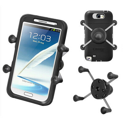 Ram Mounts X-Grip Universal Motorcycle Phone Holder Samsung Galaxy Note II/S III