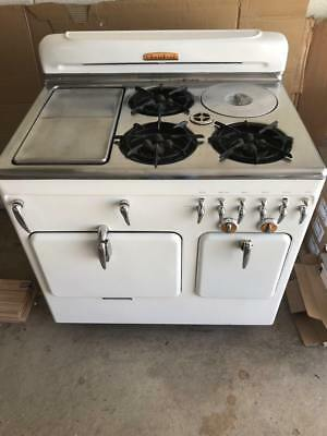 Vintage Chambers gas stove Model C 61.....New lower price !!!