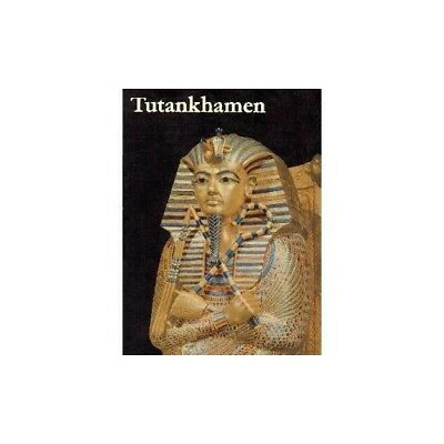 Tutankhamen: Life and Death of A Pharaoh by Christine Desroches-Noblecourt Book