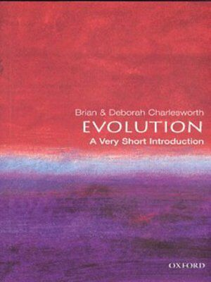 A very short introduction: Evolution by Brian Charlesworth (Paperback)