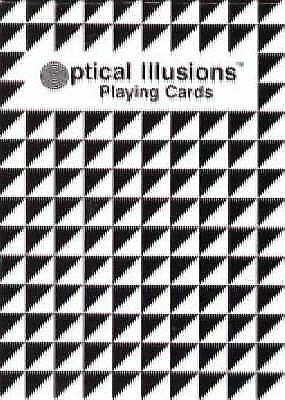 Optical Illusions Card Game, U S Games Systems