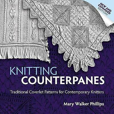 Knitting Counterpanes, Phillips, Mary Walker