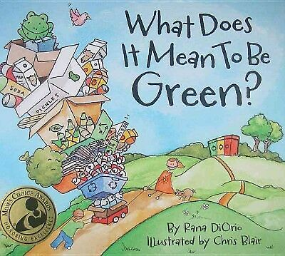 What Does It Mean To Be Green?, DiOrio, Rana
