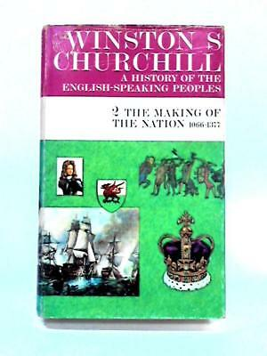 A History of the English Speaking Peoples 2 Winston Churchill 1965 Book 23999