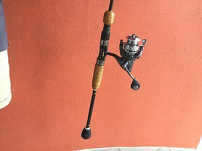 shimano  Style Bream Rod 6 Ft 6  / 2Spin Reel Combo