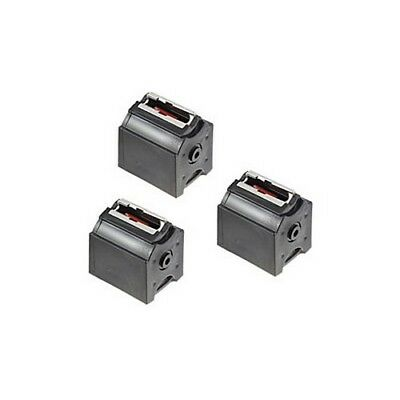 Ruger 90451 Blued 10/22 Replacement 22LR Magazine 10 Round (3 Pack) Rifle