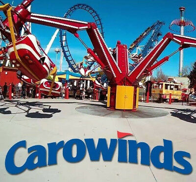 Carowinds Tickets $29.99 + Free Parking A Promo Discount Tool