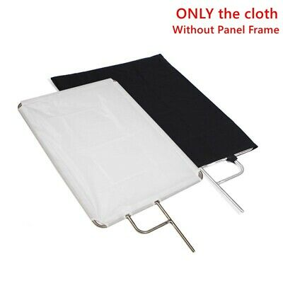 Reflector Diffuser Cloth For Studio Lighting Stainless Flag Panel Frame